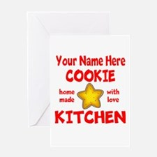 Cookie Kitchen Greeting Cards