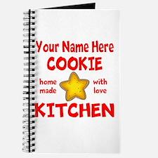 Cookie Kitchen Journal