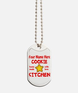 Cookie Kitchen Dog Tags