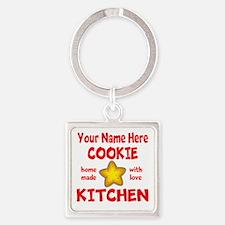 Cookie Kitchen Keychains