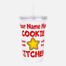 Cookie Kitchen Acrylic Double-wall Tumbler