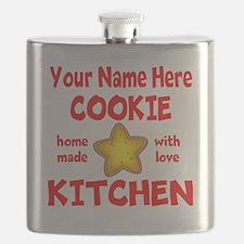 Cookie Kitchen Flask