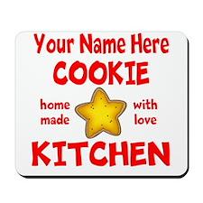 Cookie Kitchen Mousepad