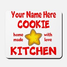 Cookie Kitchen Mousepad