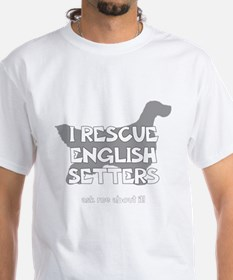 Unique Ohio english setter rescue Shirt