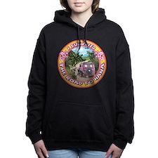 Unique Tropical Women's Hooded Sweatshirt