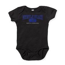 Cute Myrtle beach Baby Bodysuit