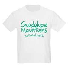 Guadalupe Mountains National Park (Graffiti) T-Shirt