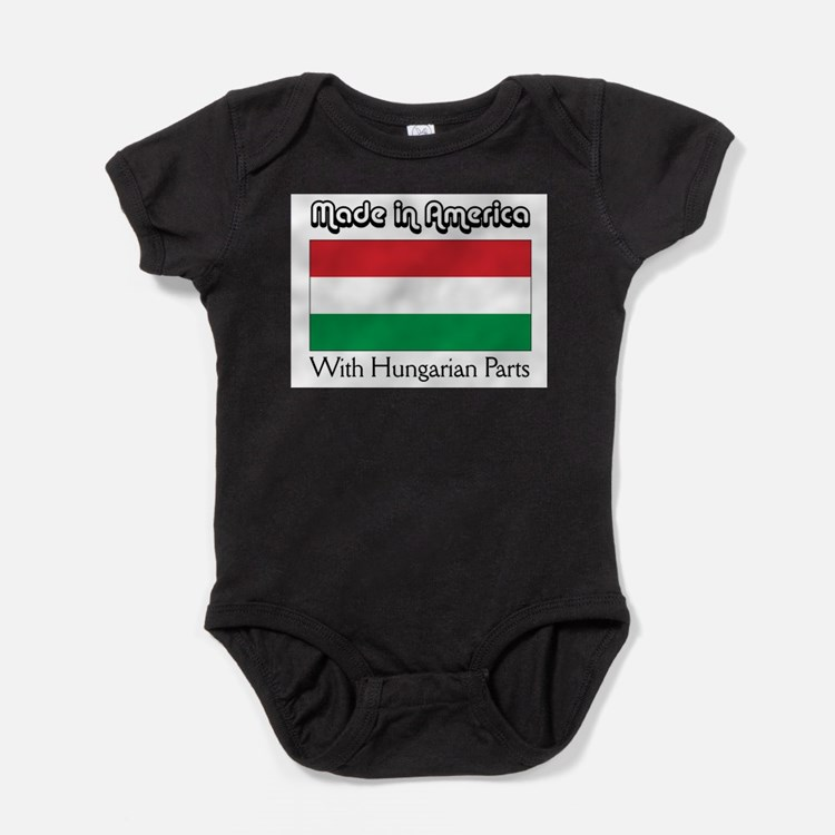 Cute Made in hungary Baby Bodysuit