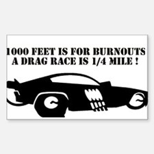 1000ft Decal