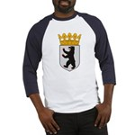 Berlin Coat of Arms Baseball Jersey