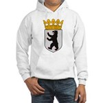 Berlin Coat of Arms Hooded Sweatshirt