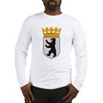 Berlin Coat of Arms Long Sleeve T-Shirt