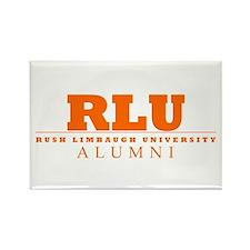 Rush Limbaugh Alumni Rectangle Magnet