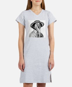 Cute Rastafarian Women's Nightshirt