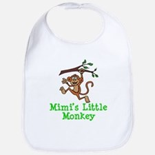 Mimi's Little Monkey Bib