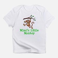 Mimi's Little Monkey Infant T-Shirt