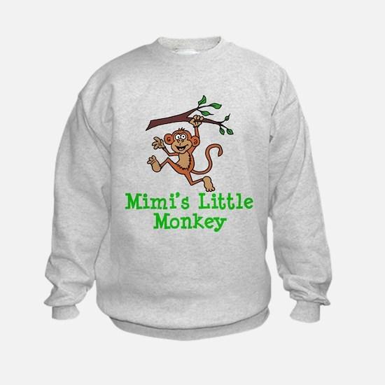 Mimi's Little Monkey Sweatshirt