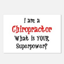 chiropractor Postcards (Package of 8)