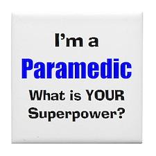 paramedic Tile Coaster