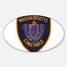 Massachusetts Constable Decal