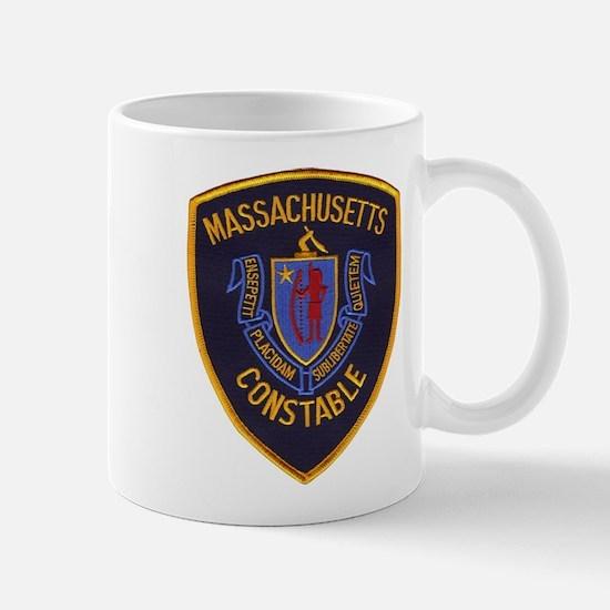 Massachusetts Constable Mug