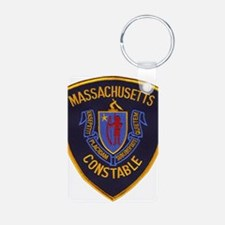 Massachusetts Constable Keychains