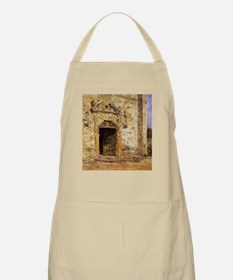 Eugene Boudin - Door of the Touques Church Apron