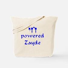 Chai powered Zayde Tote Bag