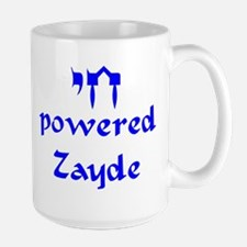 Chai powered Zayde Mug