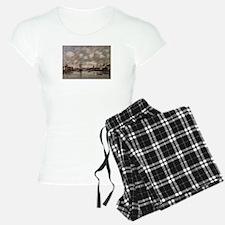 Eugene Boudin - Dunkirk, th Pajamas