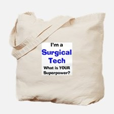 surgical tech Tote Bag