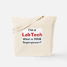 lab tech Tote Bag