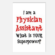 physician assistant Postcards (Package of 8)