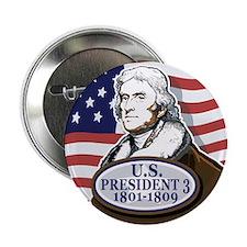 Thomas Jefferson Button