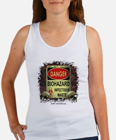 INFECTIOUS WASTE Women's Tank Top