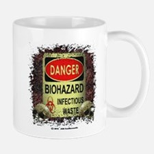 INFECTIOUS WASTE Mugs