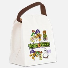 Trick or Treat Canvas Lunch Bag