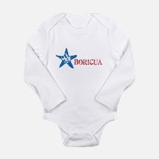 Cute Criollo Long Sleeve Infant Bodysuit
