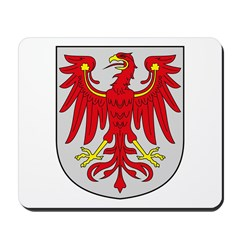 Brandenburg Coat of Arms Mousepad