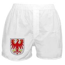 Brandenburg Coat of Arms Boxer Shorts