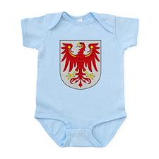 Brandenburg Coat of Arms Infant Creeper