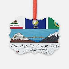 Pacific Crest Trail Ornament