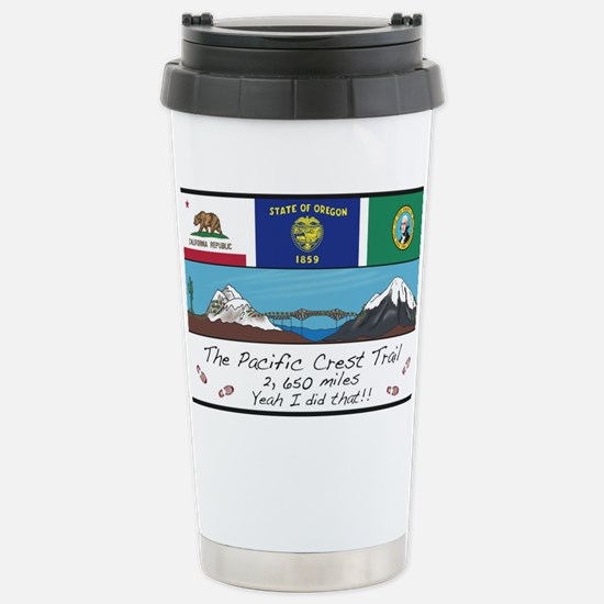 Pacific Crest Trail Stainless Steel Travel Mug