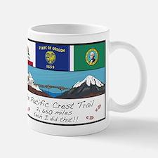 Pacific Crest Trail Mug Mugs