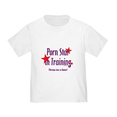 Porn Star in Training T