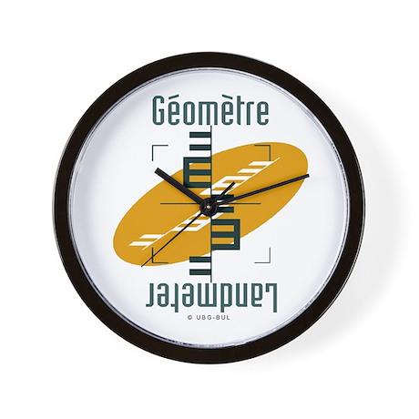 Geometre Wall Clock