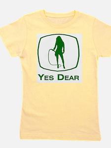 Yes Dear Girl's Tee