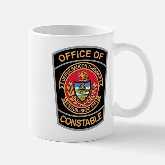 > Upper Saucon Constable Mug