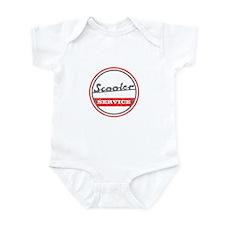 Scooter Service Infant Bodysuit